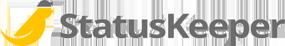 statuskeeper logo